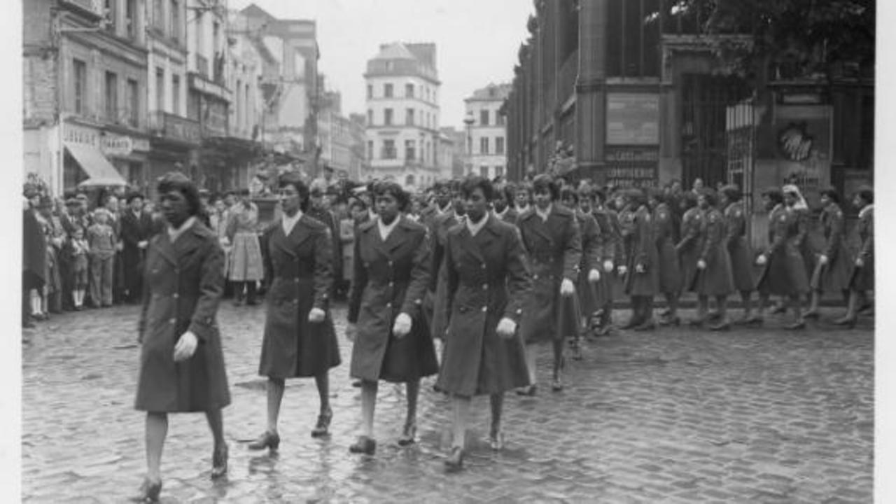 How this historic group of WWII women blazed a trail