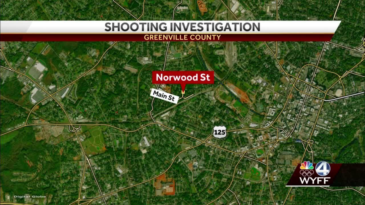 Greenville man charged after woman shot inside car, deputies say