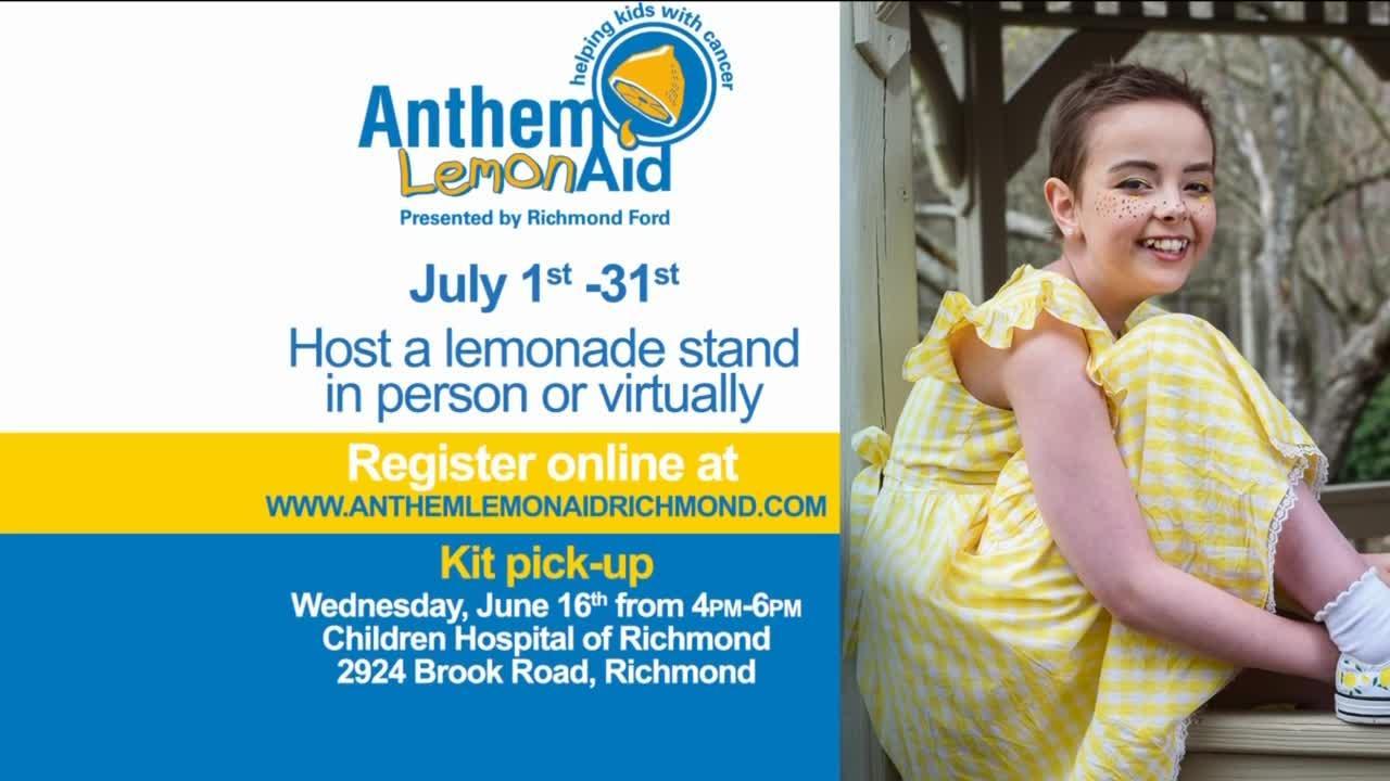 Anthem LemonAid is back this July