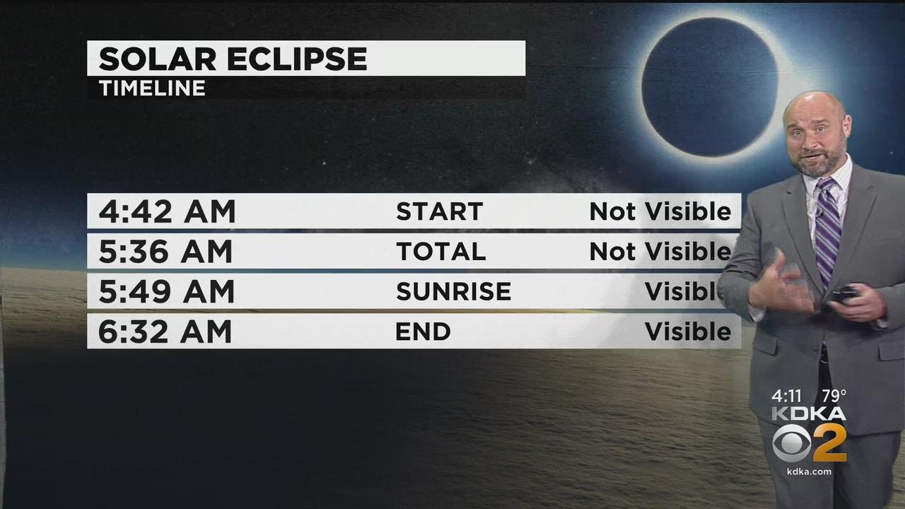 How To Watch The Rare 'Ring Of Fire' Solar Eclipse In Pittsburgh