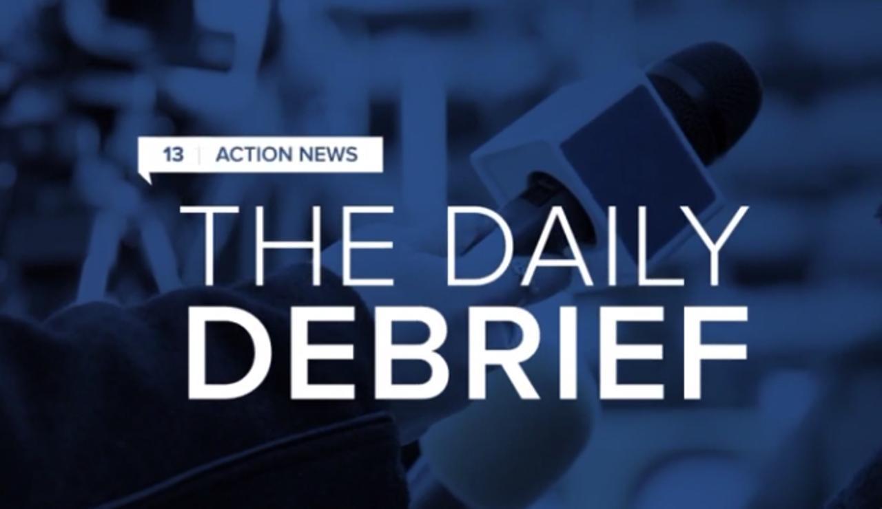 Daily Debrief: Massive energy overhaul bill awaits Nevada governor signature