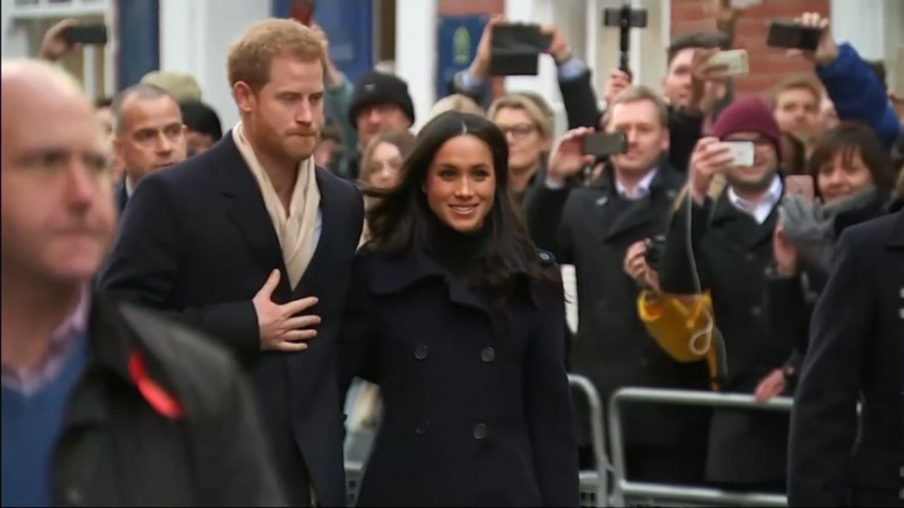 Prince Harry & Meghan Markle's Rep Confirms They Asked For Queen's Blessing To Name Daughter Lilibet