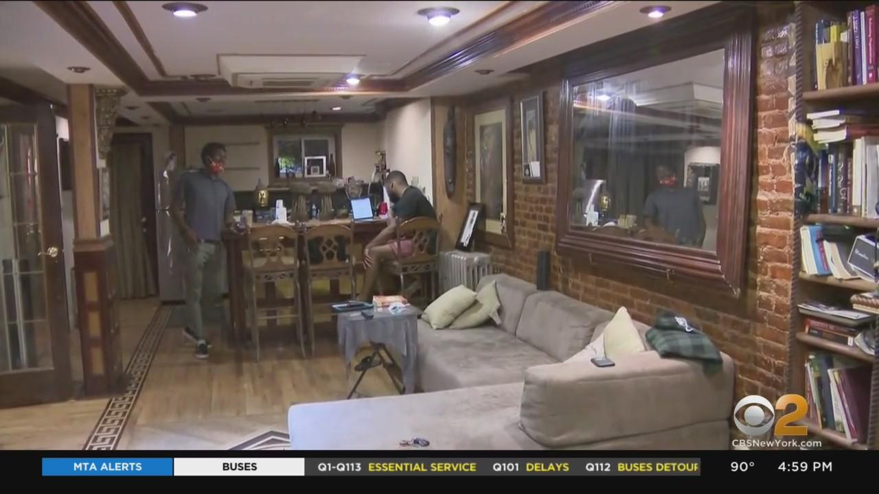 Eric Adams Offers Tour Of Home Amid Questions About Where He Lives