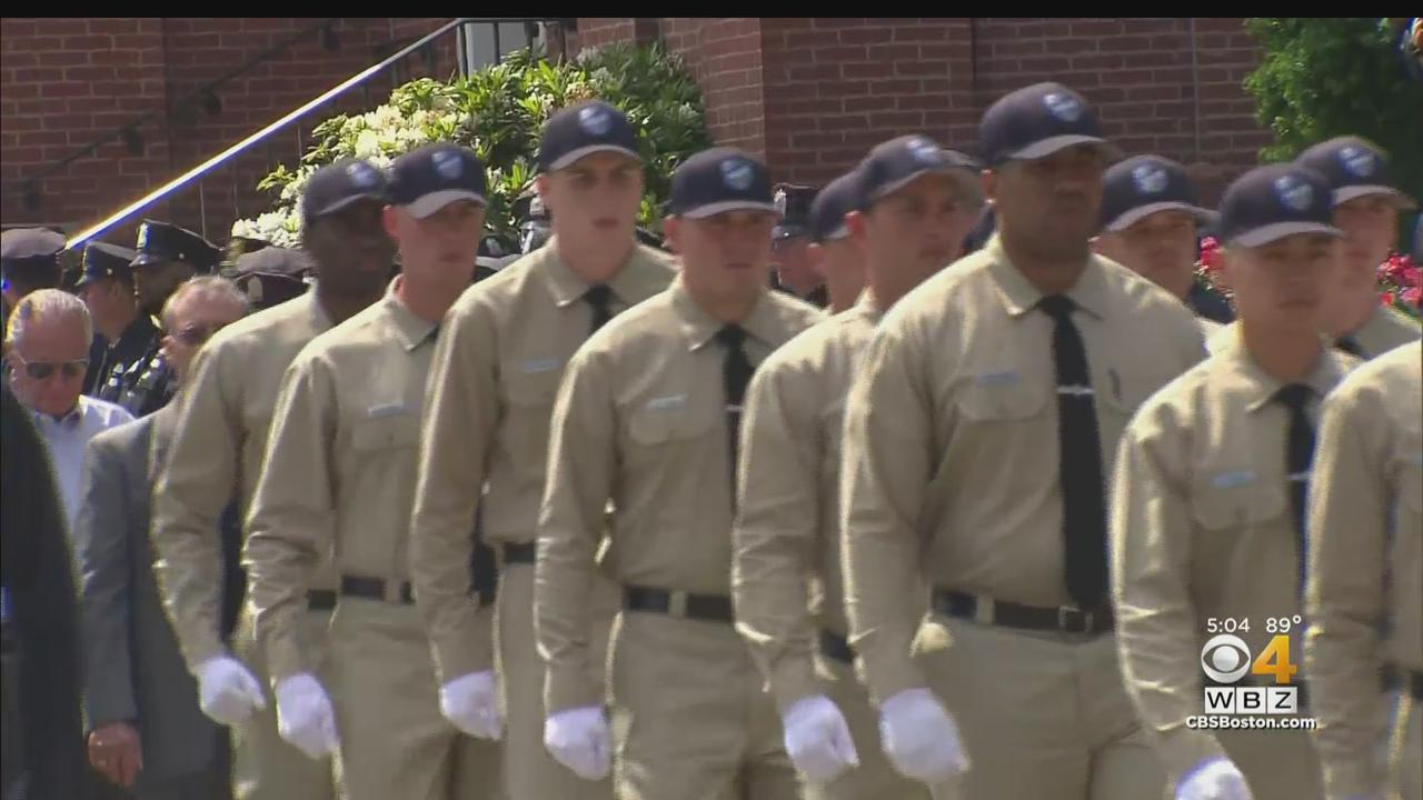First Responder, Community Pay Final Respects To Worcester Police Officer Manny Familia