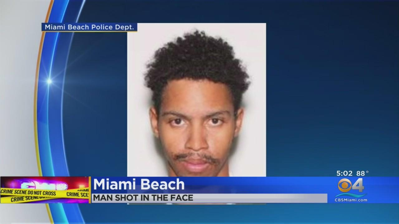 Man Shot In The Face On Miami Beach, Person Of Interest Detained For Questioning