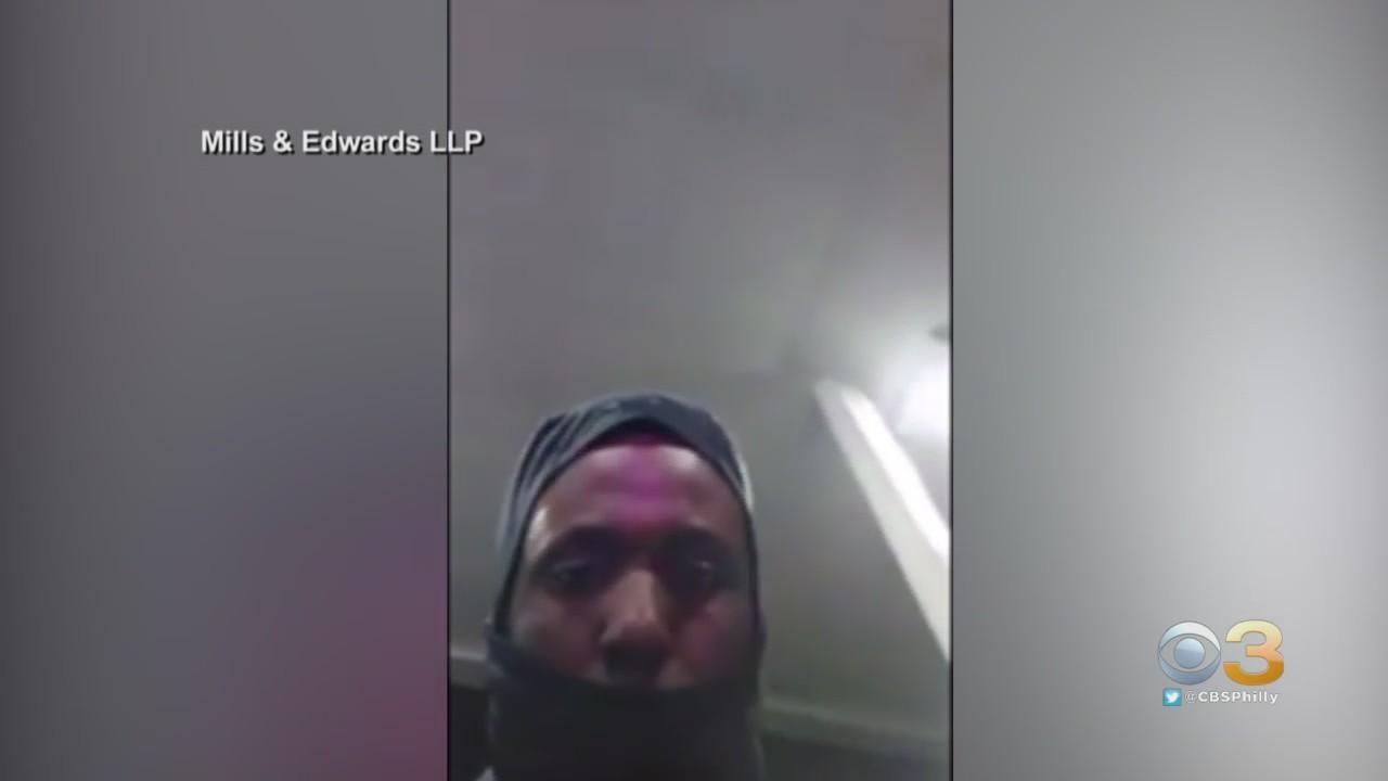 Philadelphia Police Officer Tyree Burnett Allegedly Caught Deleting Video From Man's Cellphone During Arrest