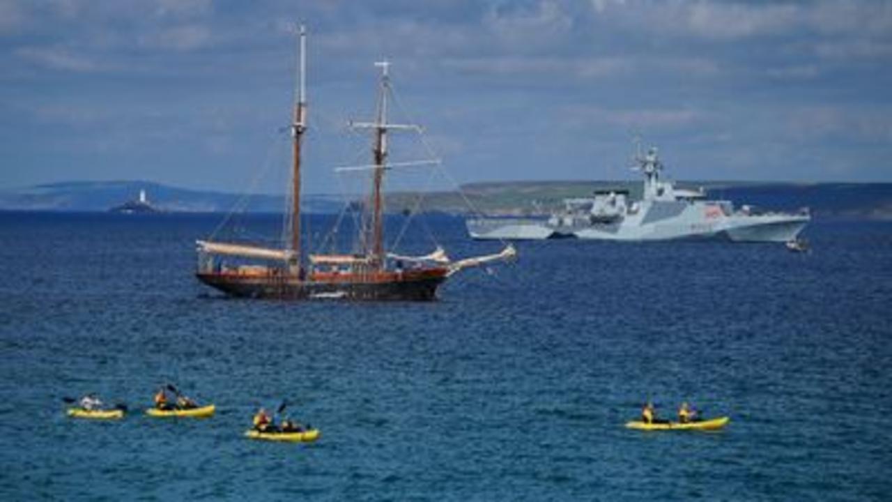 Cornwall on alert as G7 summit looms