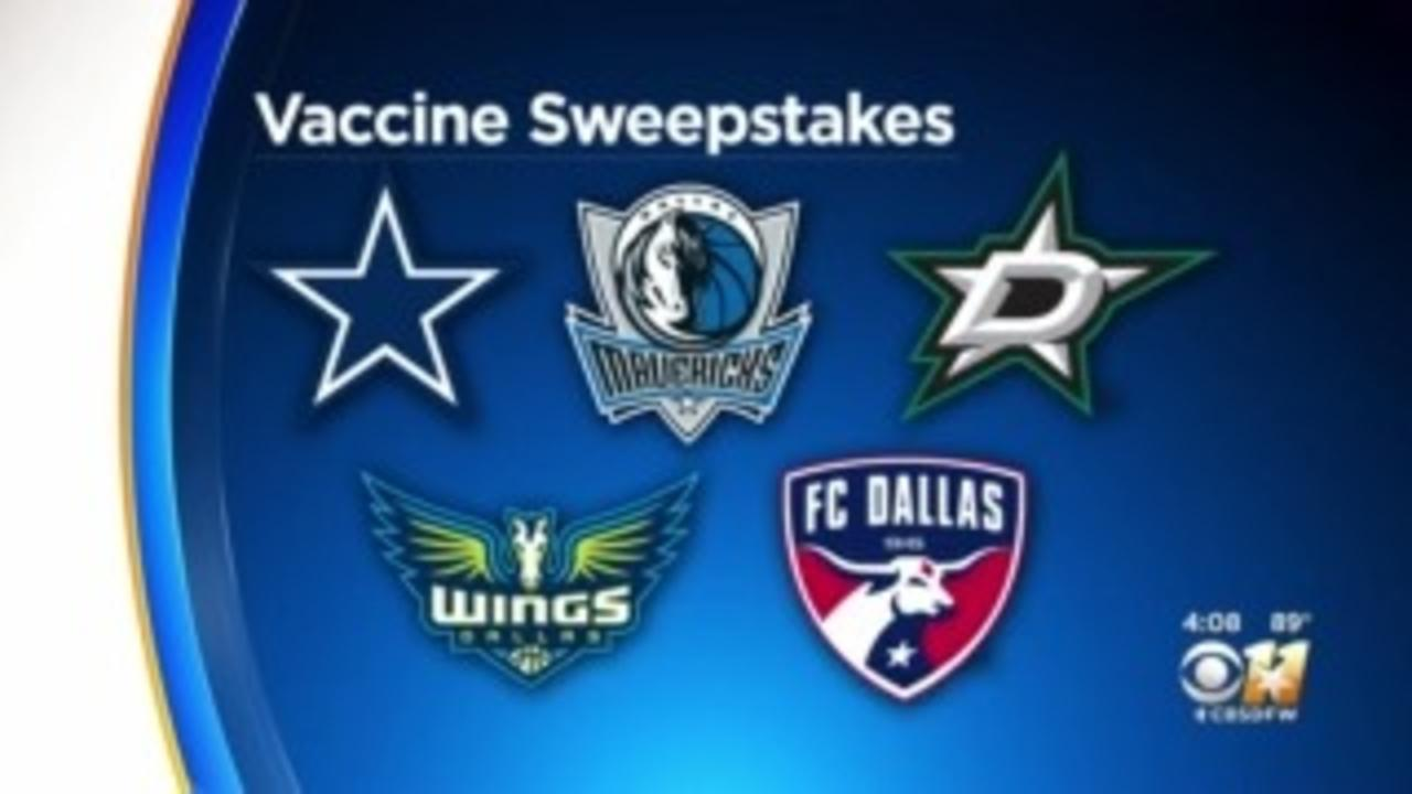Free Air Travel, Cowboys & Mavs Tickets Among Dallas Chamber Giveaways In COVID Vaccine Sweepstakes