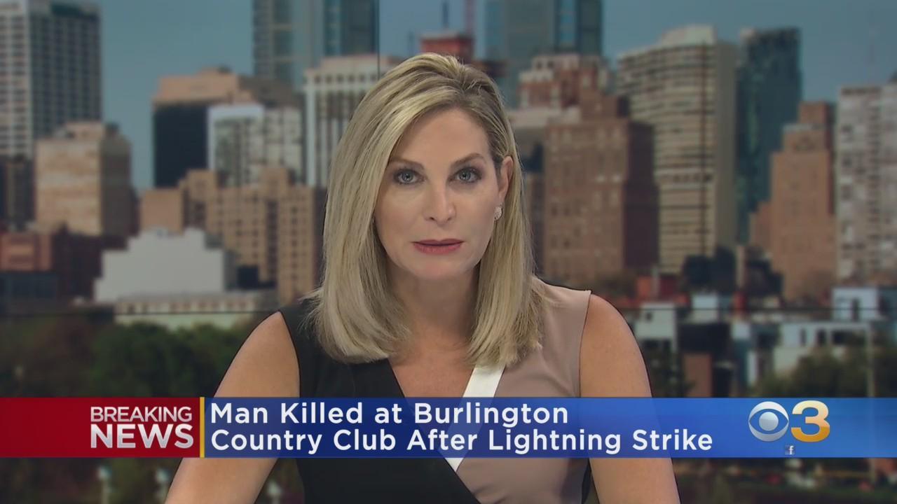 Man Killed By Lightning Strike On New Jersey Golf Course