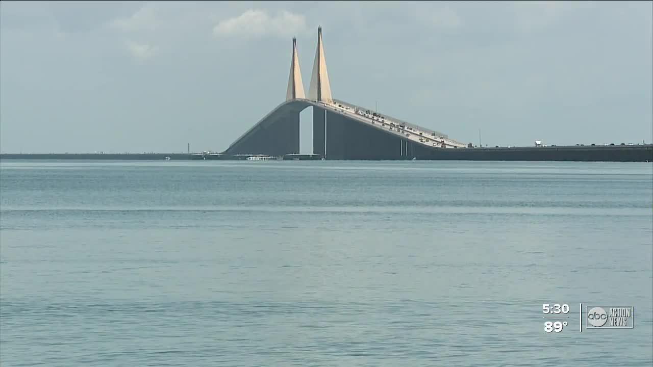 Florida leaders reverse banning of PRIDE colors on bridge