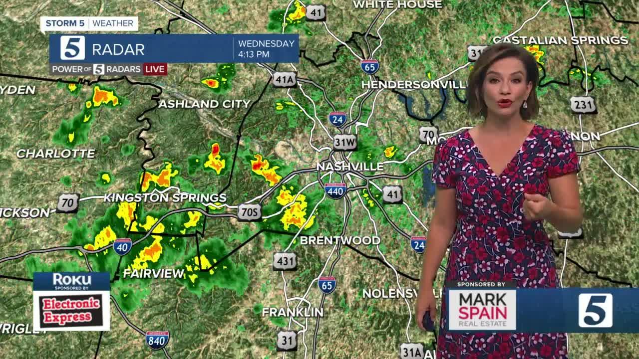 Bree's evening forecast: Wednesday, June 9, 2021