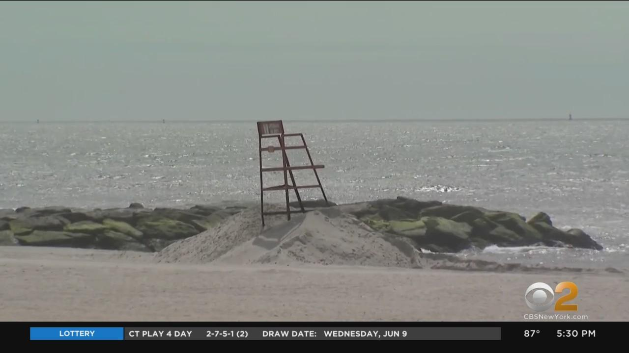 Efforts Underway To Find More Lifeguards In New York Amid Shortage