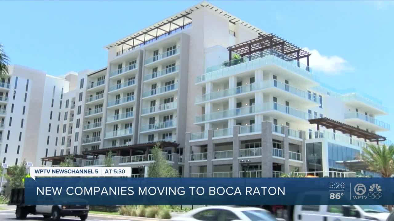 New upscale condos attract people relocating to Boca Raton