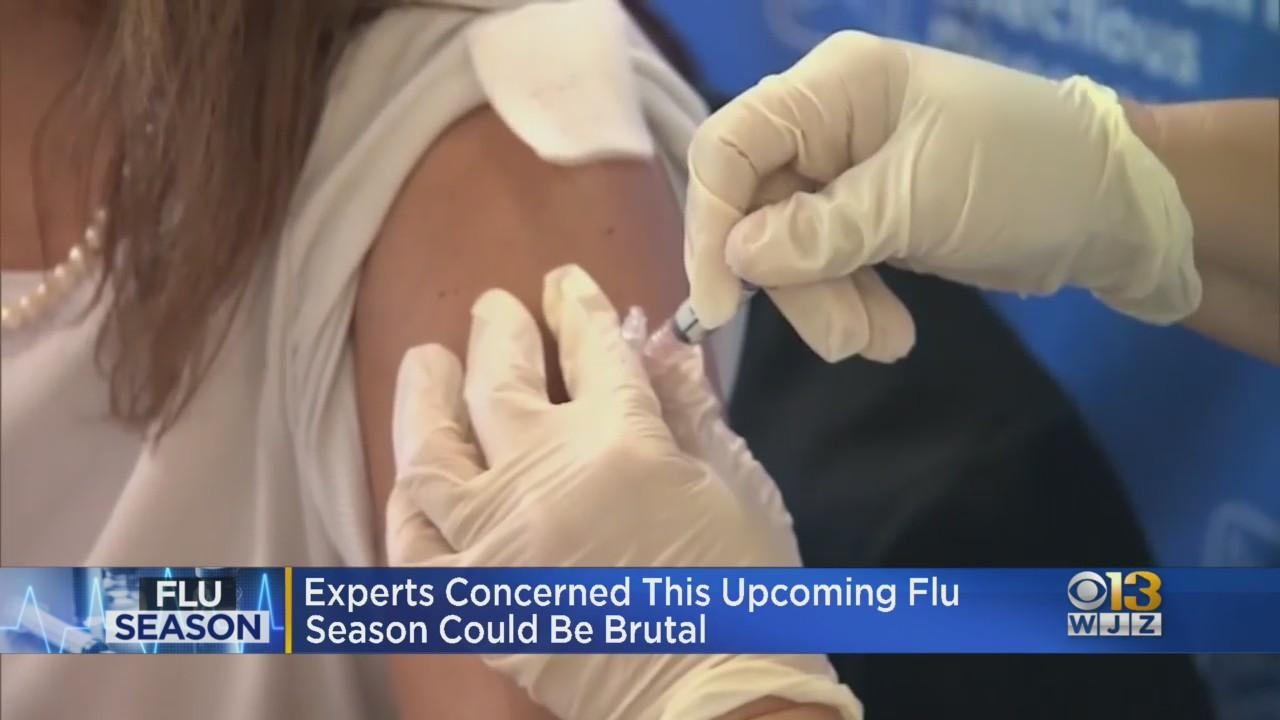 Experts Concerned About Upcoming Flu Season
