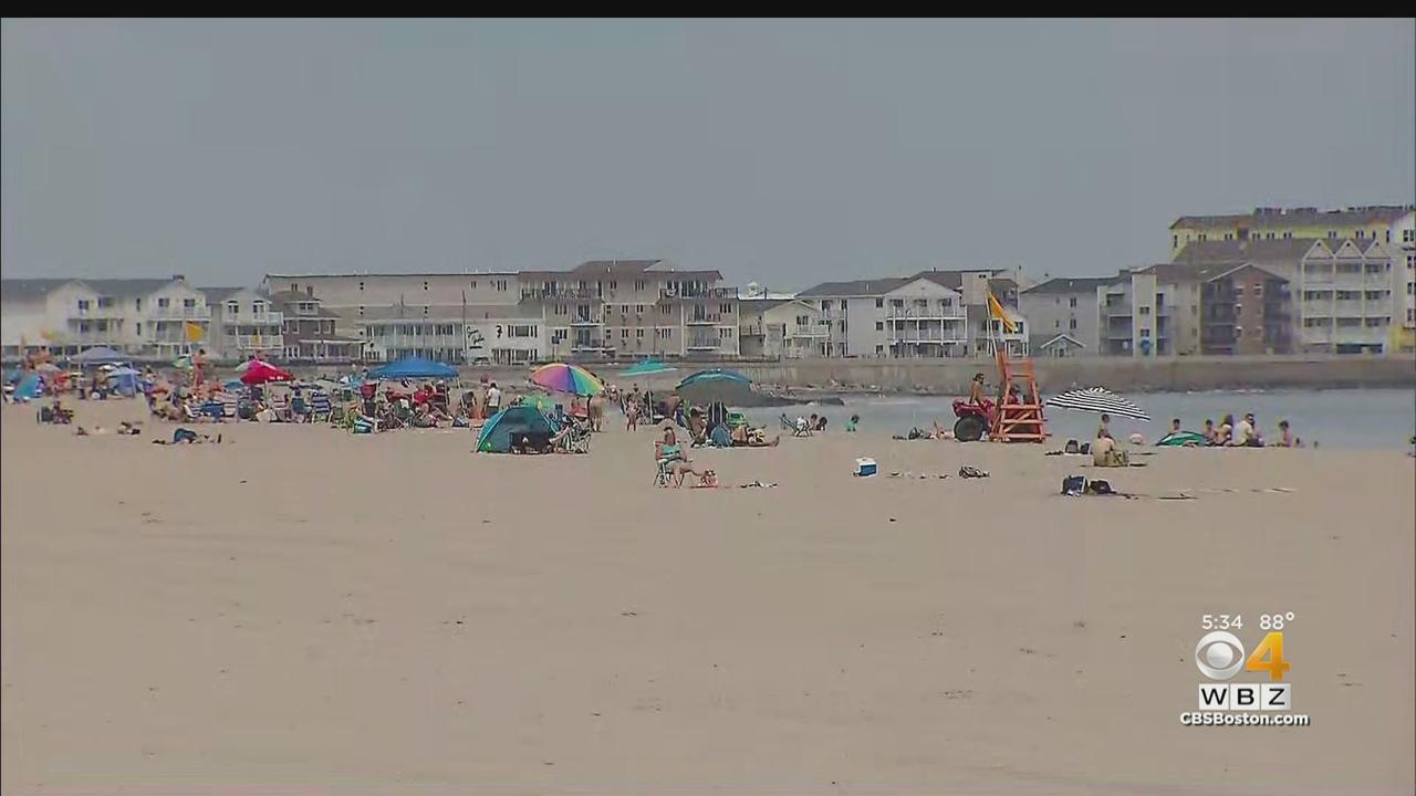 Beach Brawls Catch Police Attention Around New England