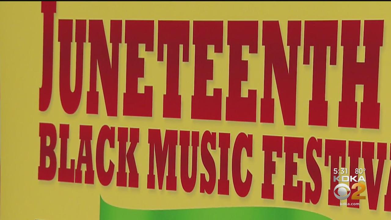 Pittsburgh's Juneteenth Celebration In Jeopardy After Organizers Billed For Security