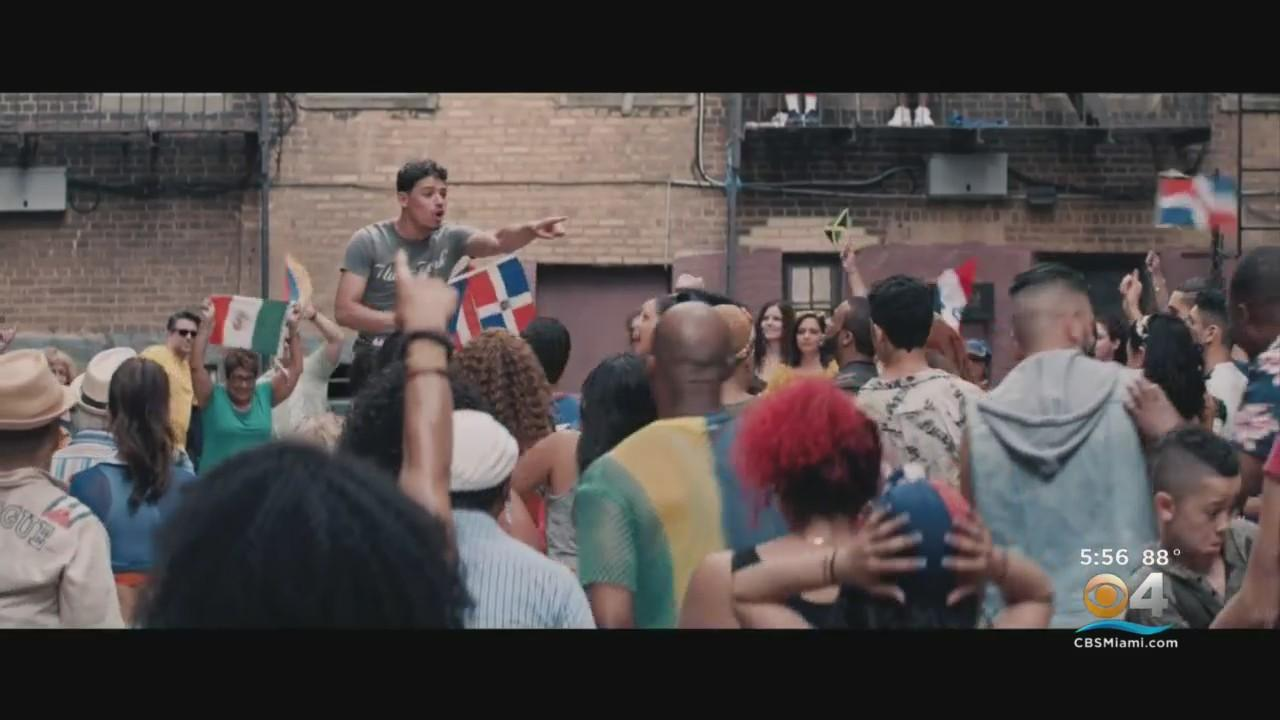 From Broadway To The Big Screen: 'In The Heights'