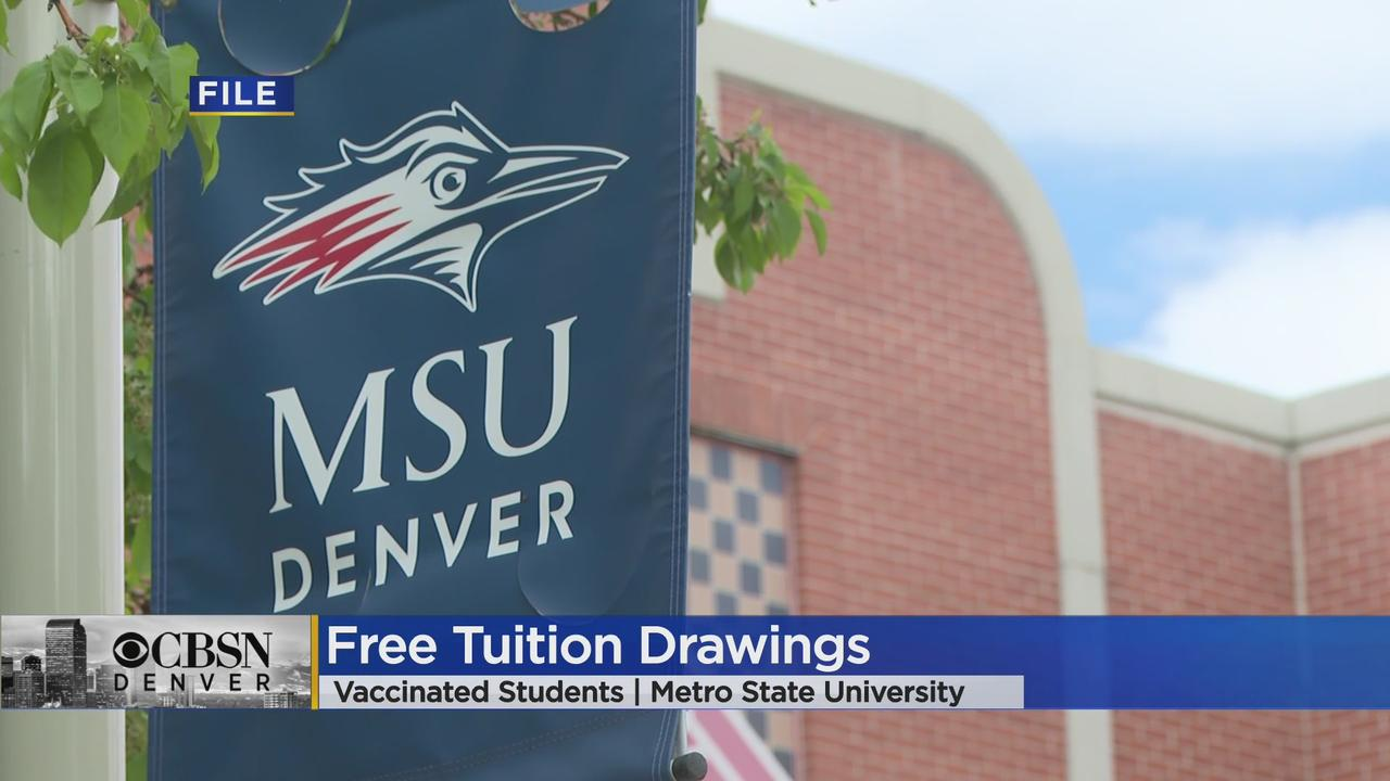 MSU Denver To Offer Scholarship Drawings For COVID Vaccinated Students