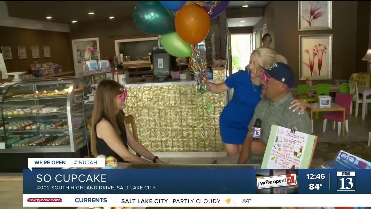 Big Budah gets a birthday surprise!