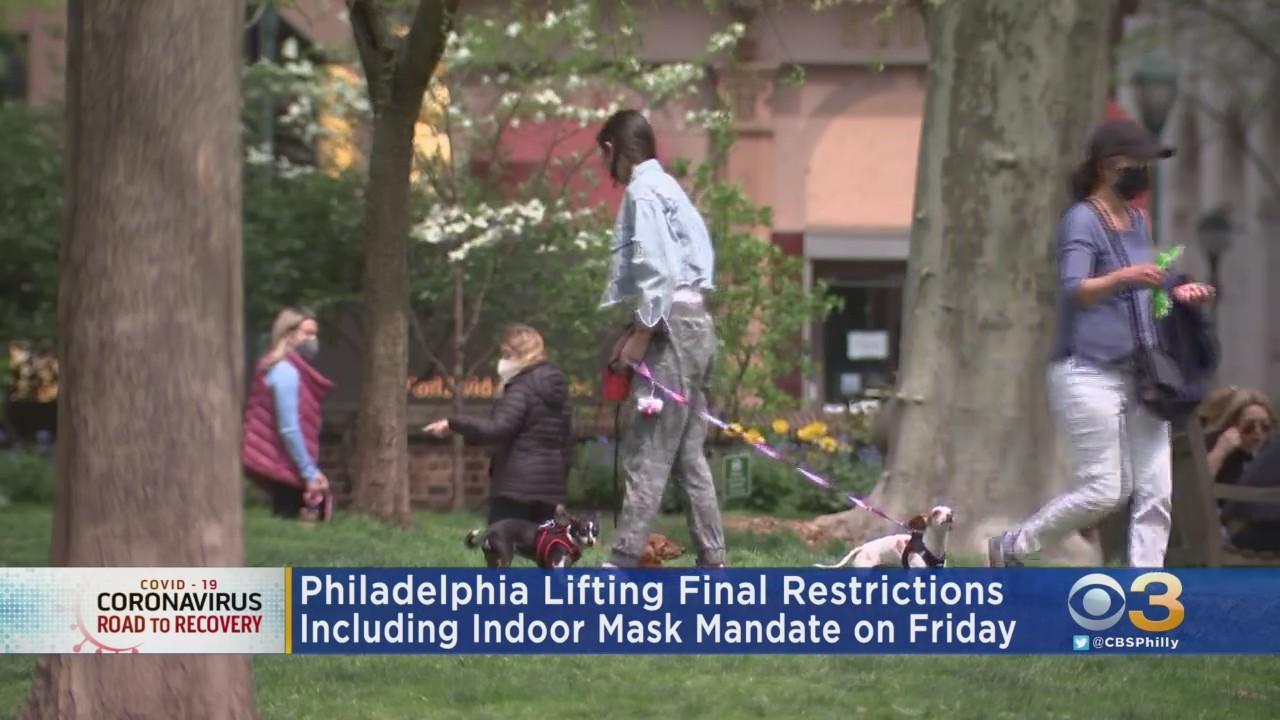 Philadelphia Lifting Final COVID Restrictions Friday