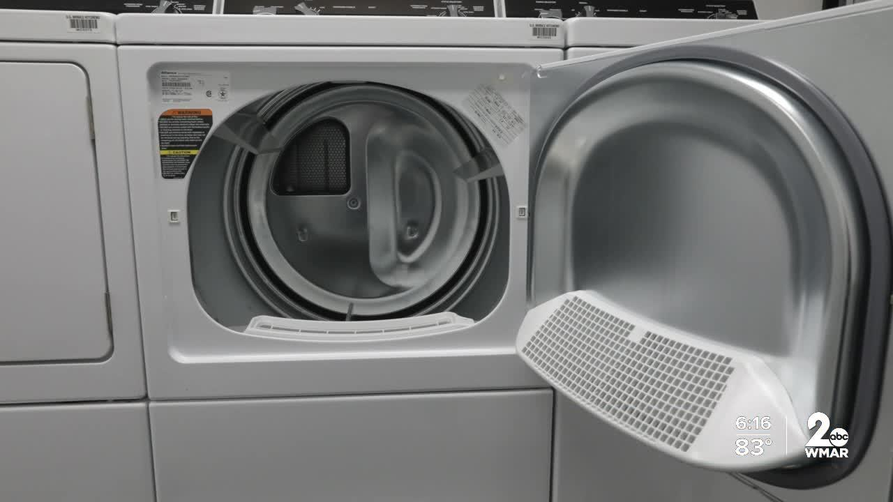 Community center hosting free two week wash & fold event