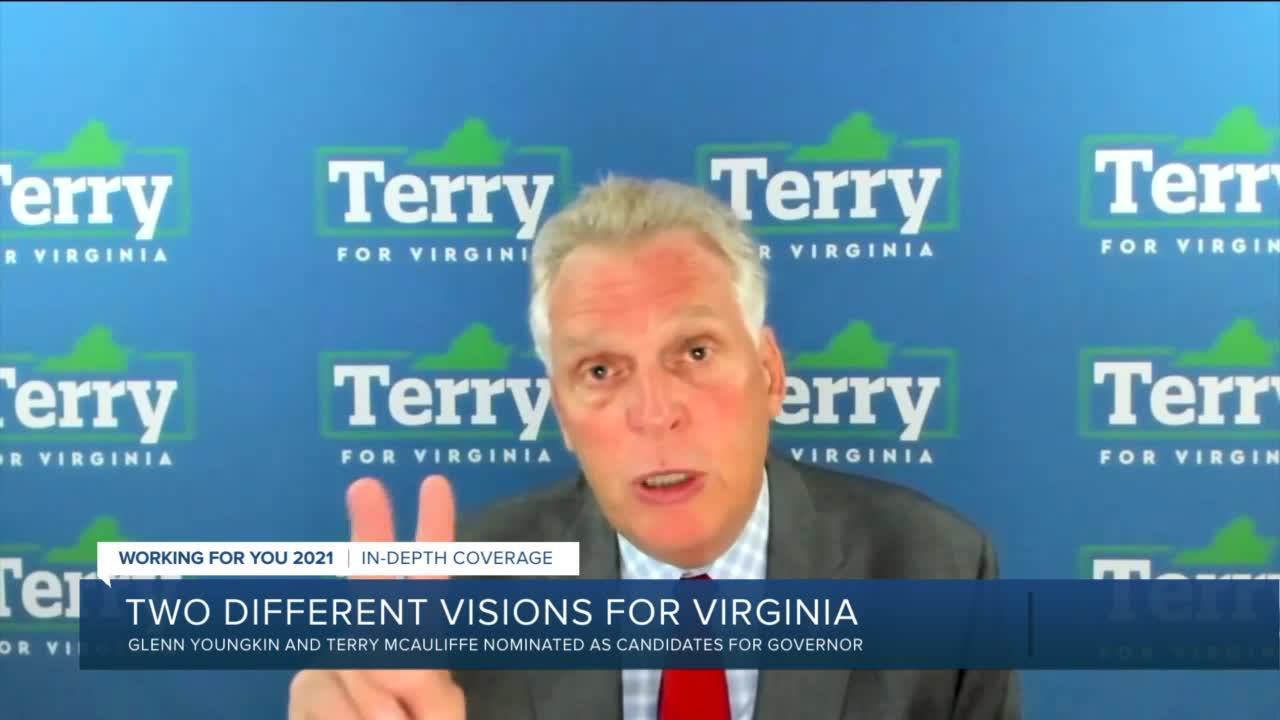 Ahead of November elections, governor nominees describe their visions