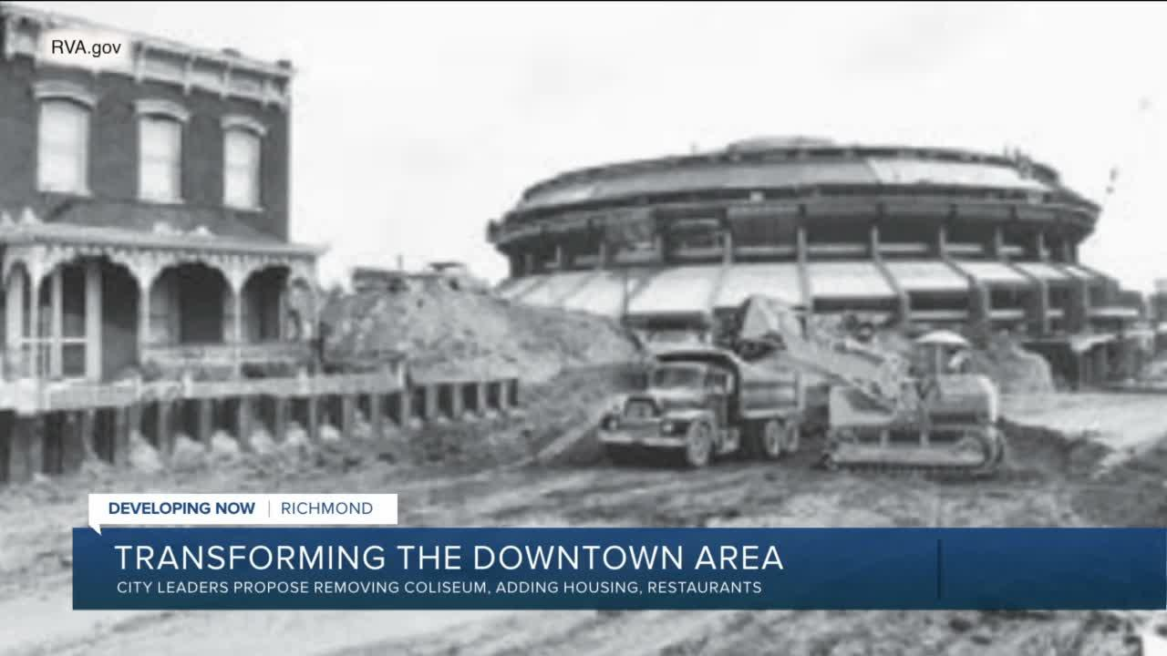 What Richmond could look like without the coliseum