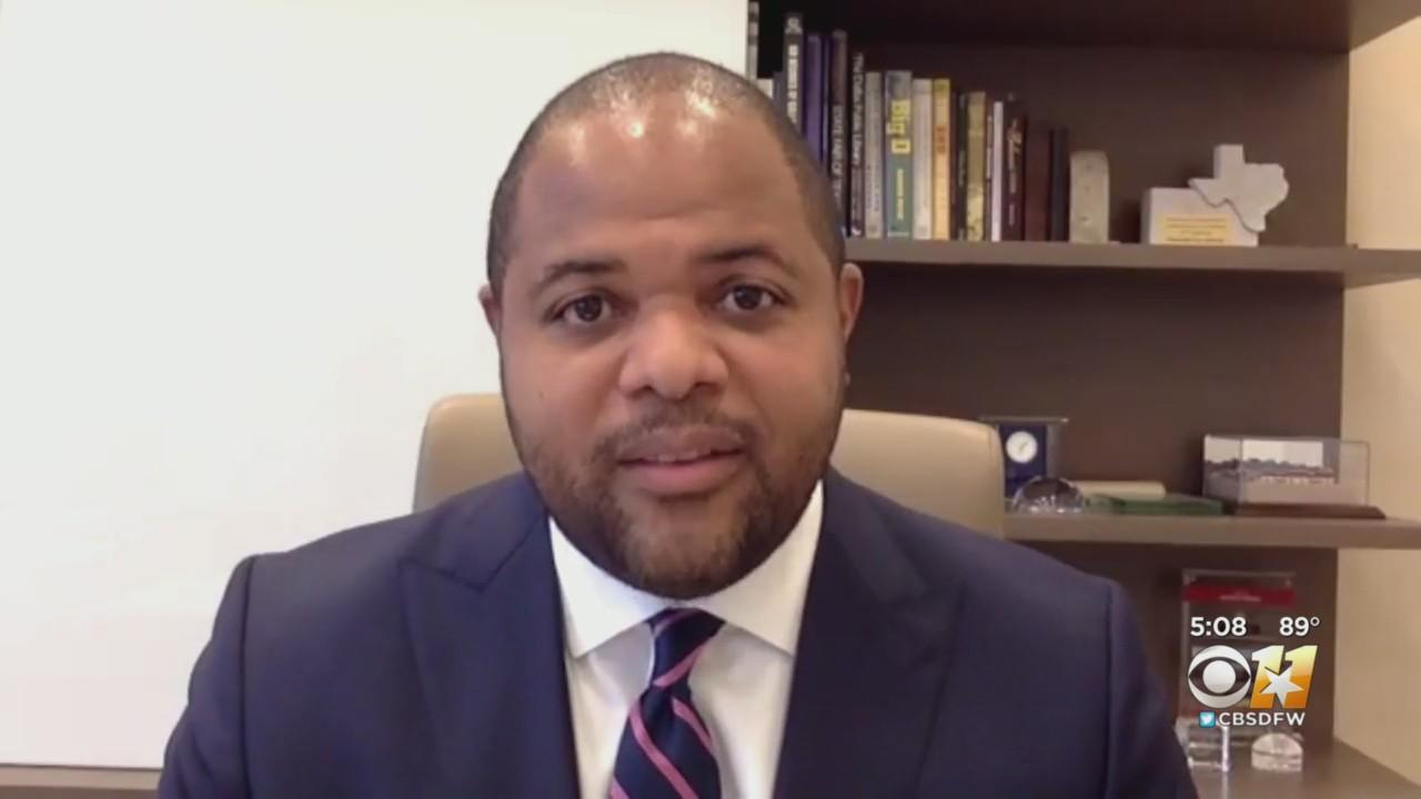 'I Want To Get Back To Basics': Dallas Mayor Eric Johnson Begins 2nd Half Of 1st Term