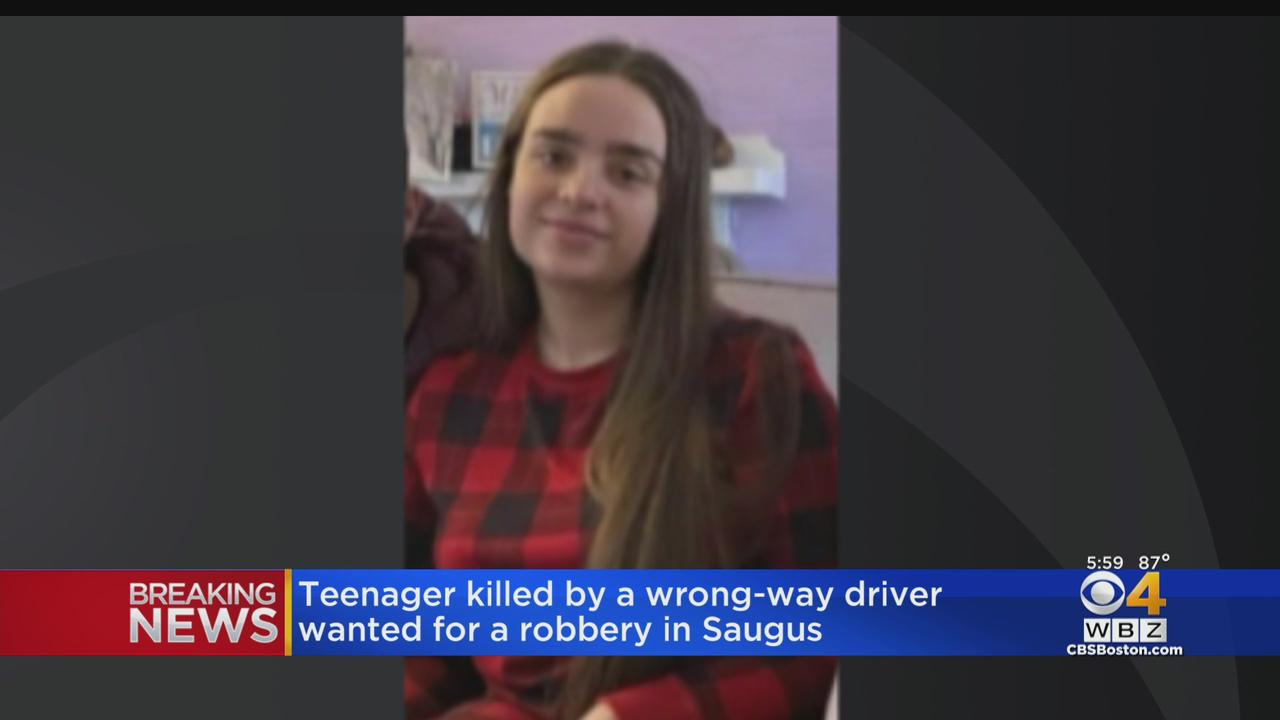 'Everybody Loved Her': 19-Year-Old Lynn Woman Killed In Saugus Crash