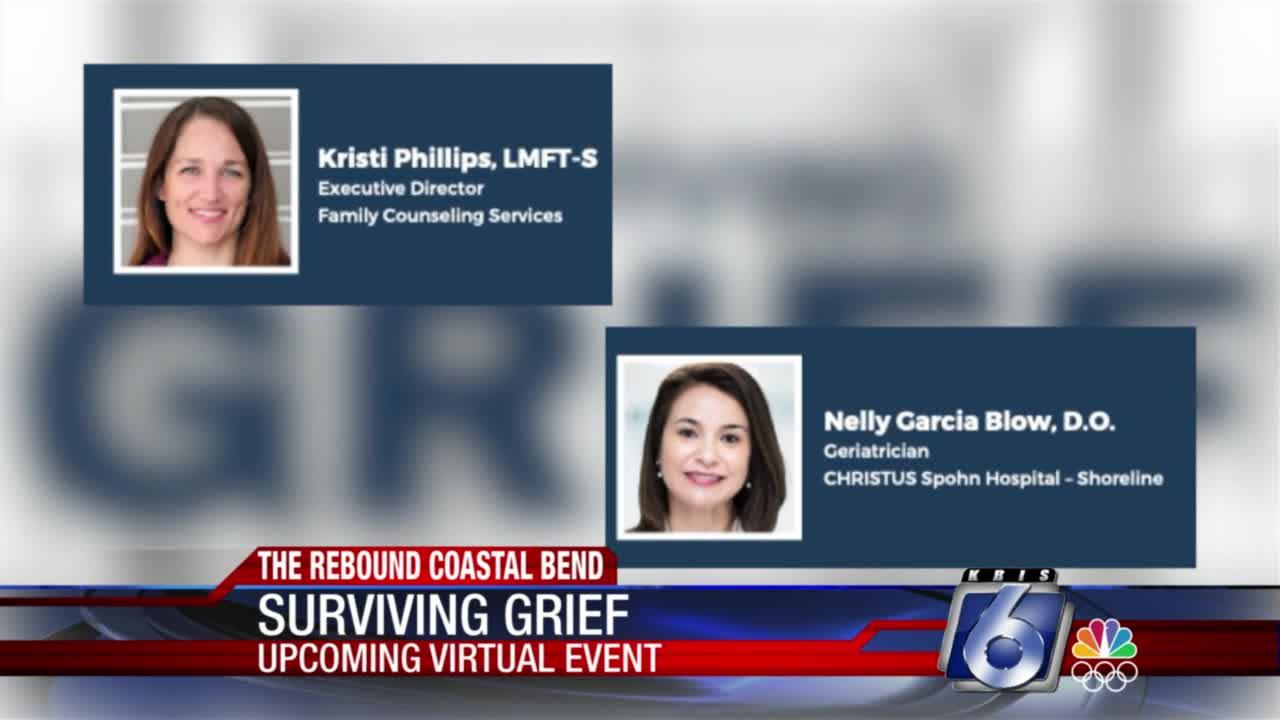 United Way of the Coastal Bend to host panel addressing grief