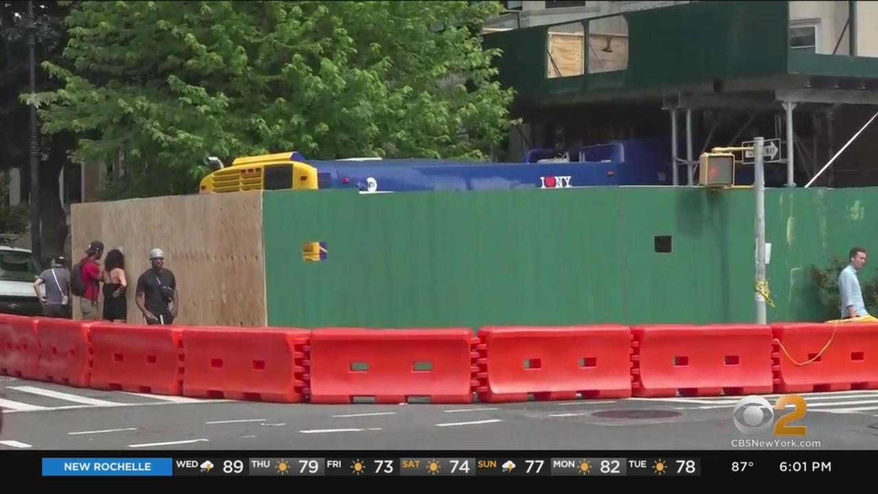 New Video Of MTA Bus Crash In Brooklyn Ignites War Of Words Between MTA, Transit Union