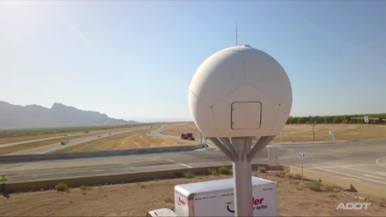Dust Storm technology to help save lives during the monsoon