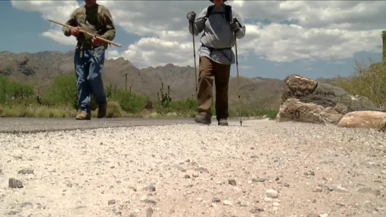 Hikers face dangerous and changing weather conditions during monsoon
