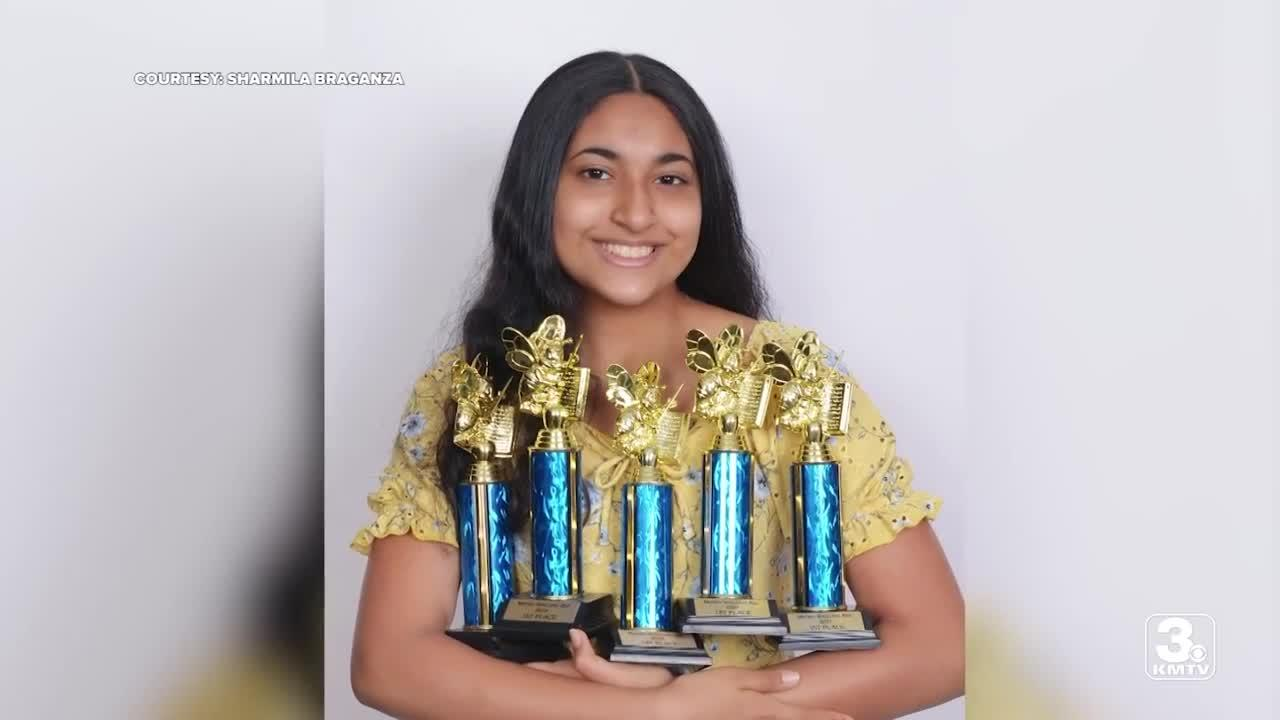 Scripps National Spelling Bee returns, local speller prepares for competition
