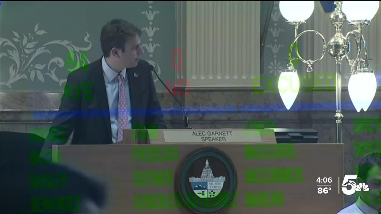 2021 Colorado legislative session comes to an end