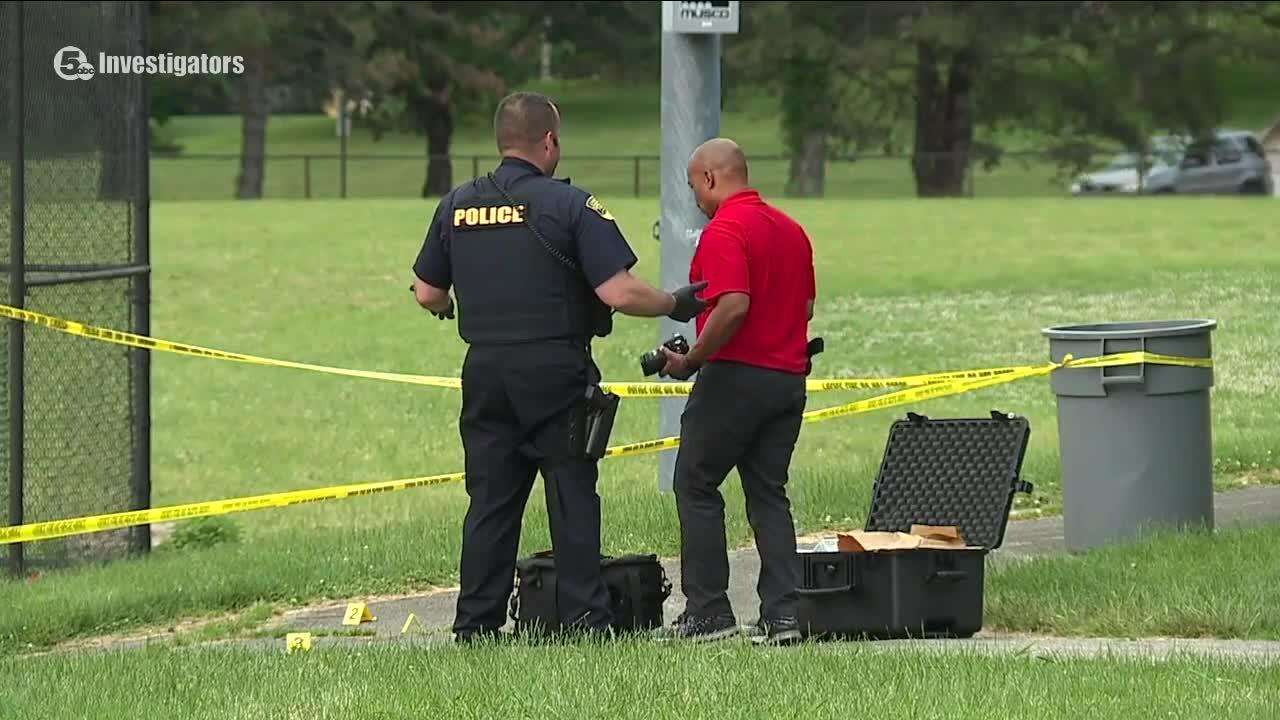 1 dead, 1 injured after shooting at Cleveland Heights basketball court