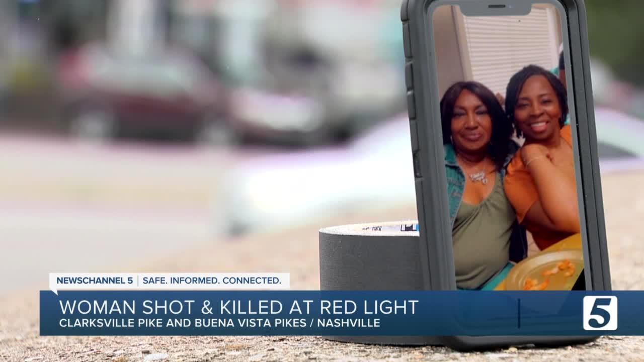 Innocent bystander caught in crossfire, shot and killed on her way to the store