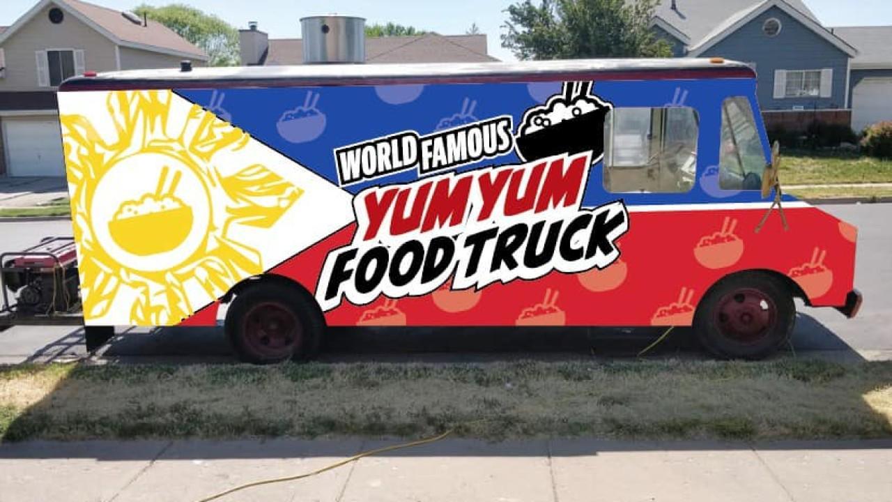 Jordan Clarkson helps restore Utah food truck hit by vandalism