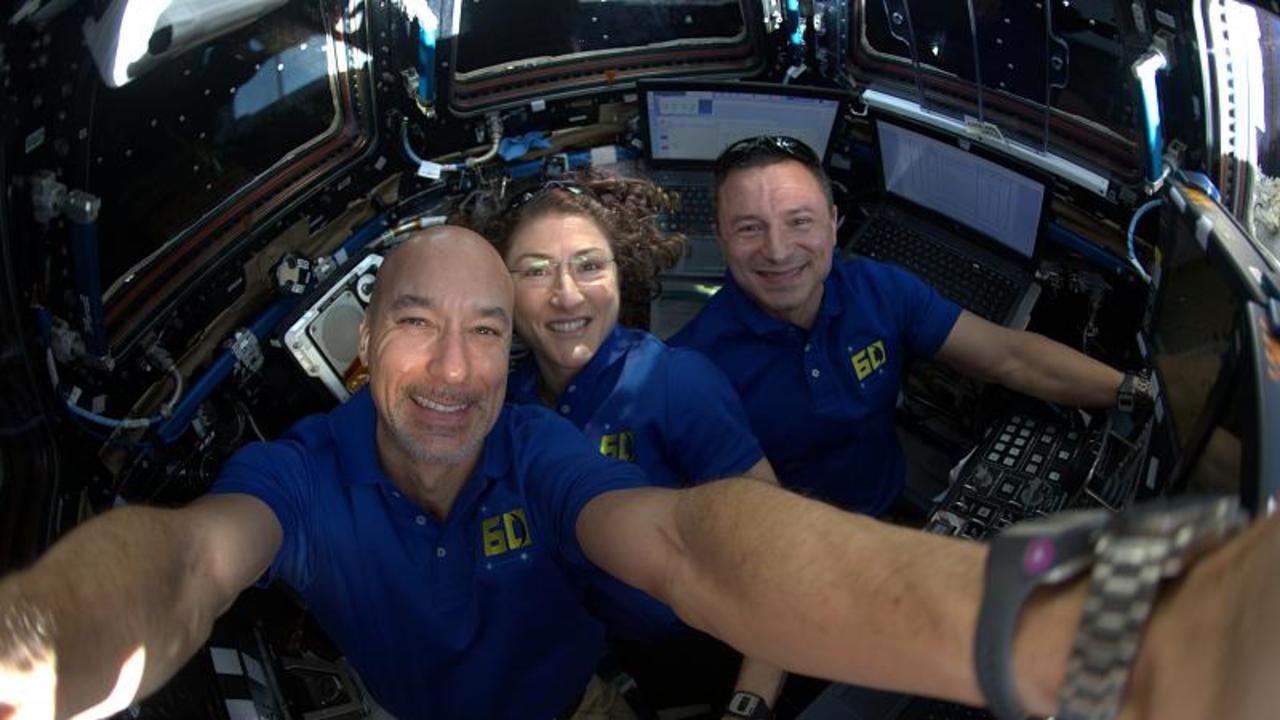 Find out why the crew have been busy