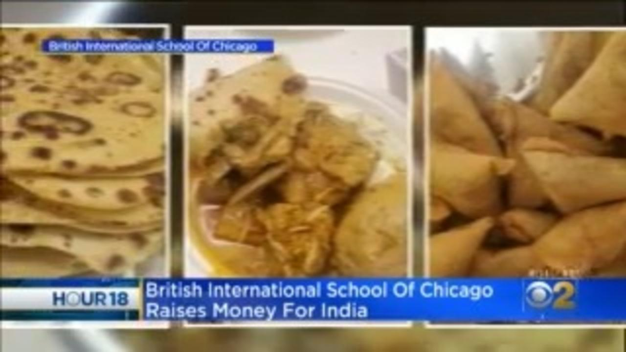 Students Indian Fundraiser Nets $4,000