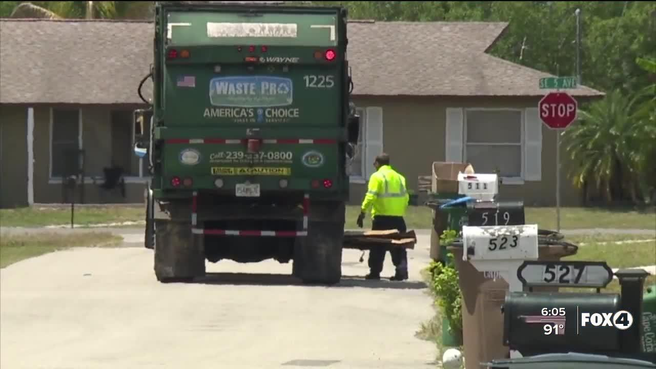 Waste Pro hires nearly 20 workers