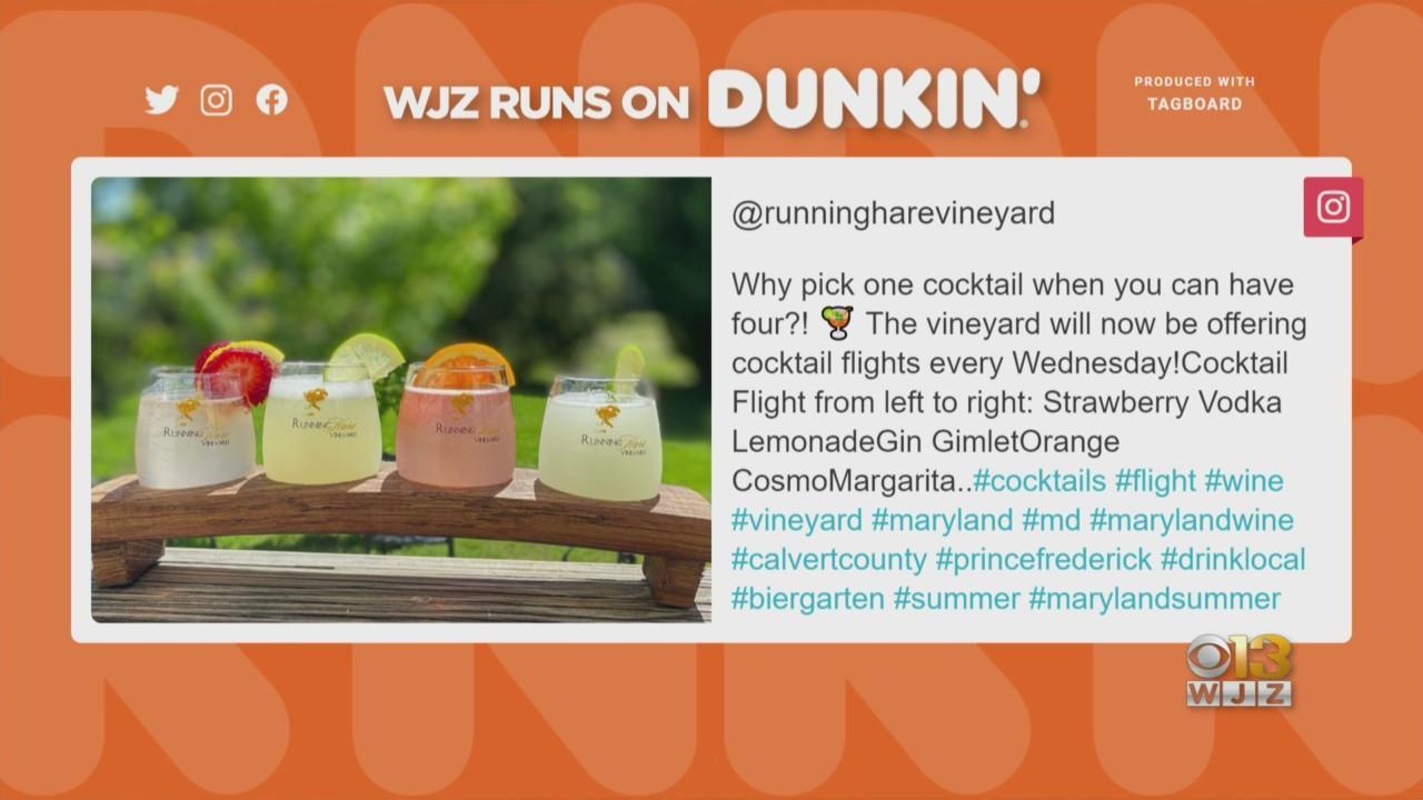 Baltimore Buzz: Cocktail Anyone?