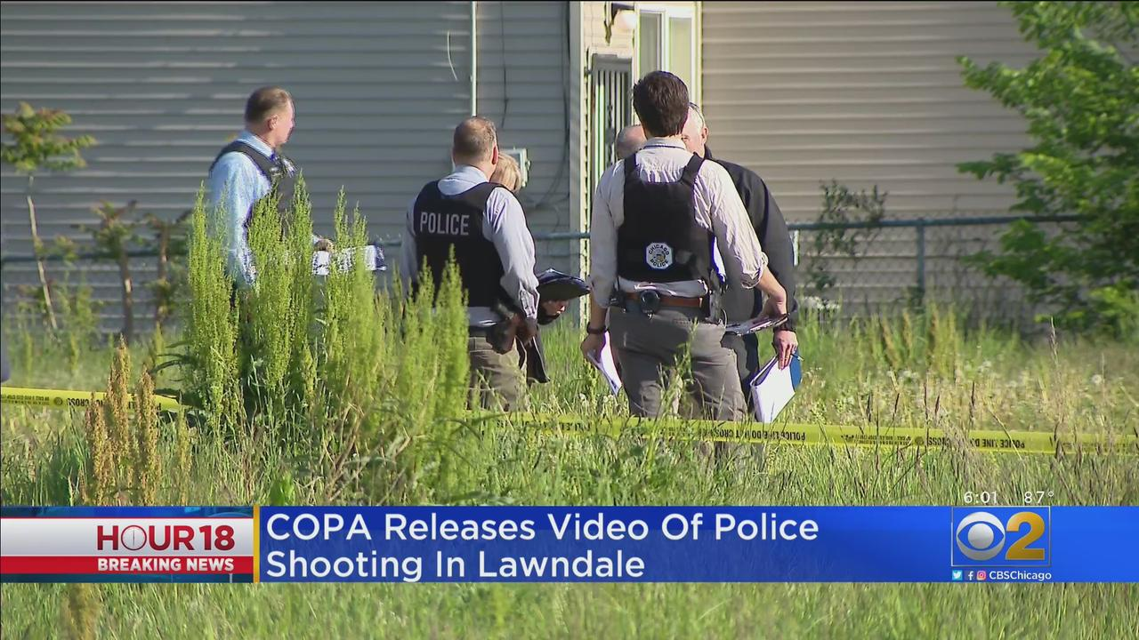 COPA Releases Video From Scene Where 2 CPD Officers Were Shot In Lawndale In May