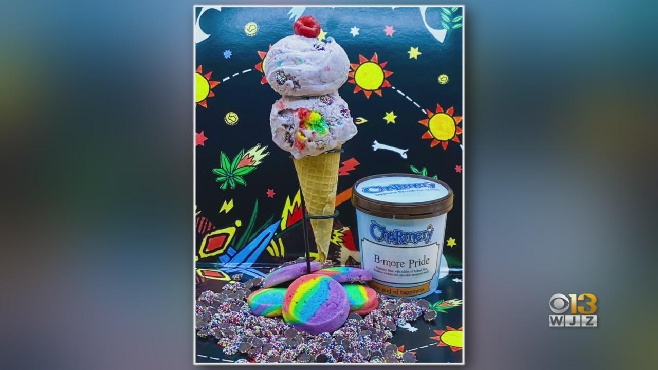 B-MORE Pride Ice-cream