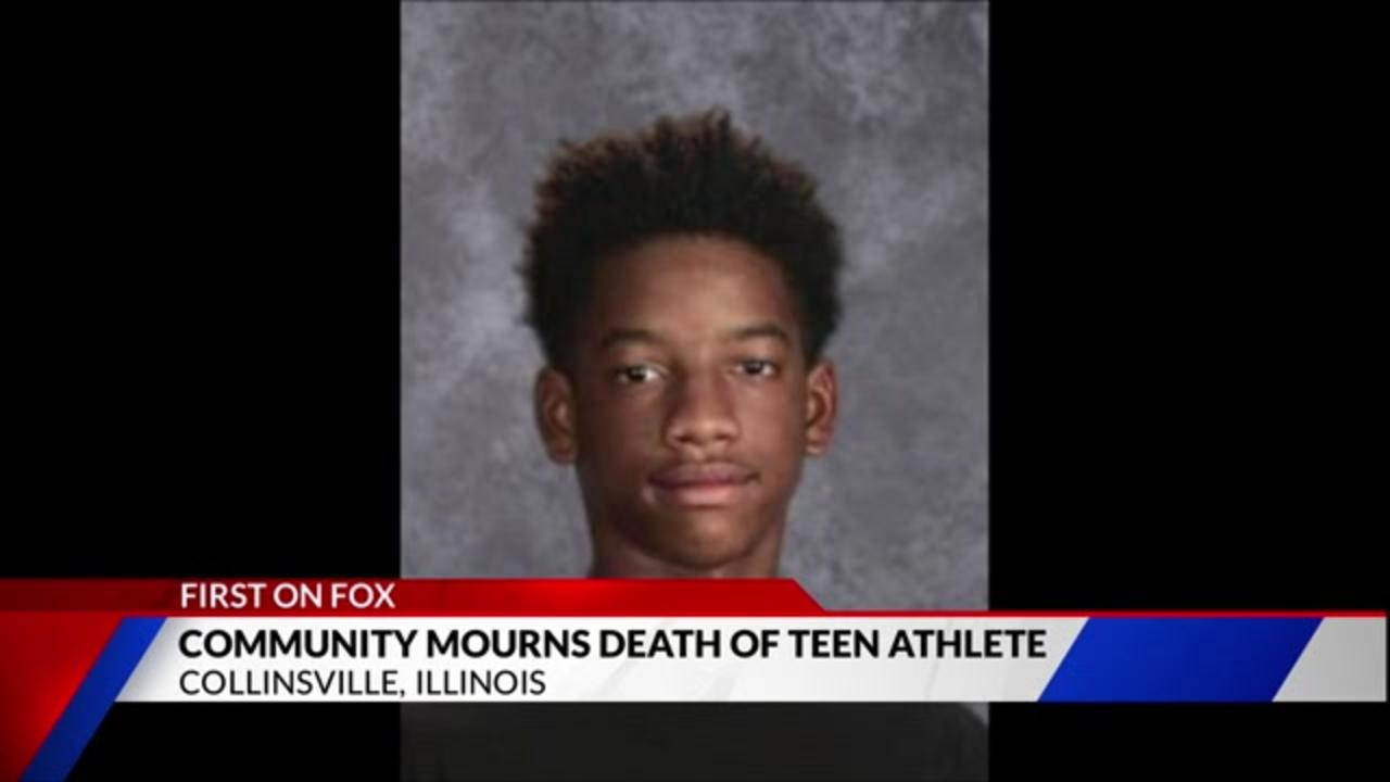 Loved ones remember Illinois high school football player after tragic drowning