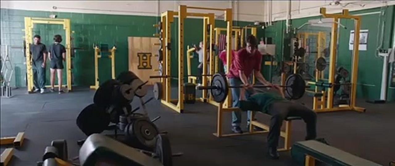 TRIUMPH Movie Clip - Gym