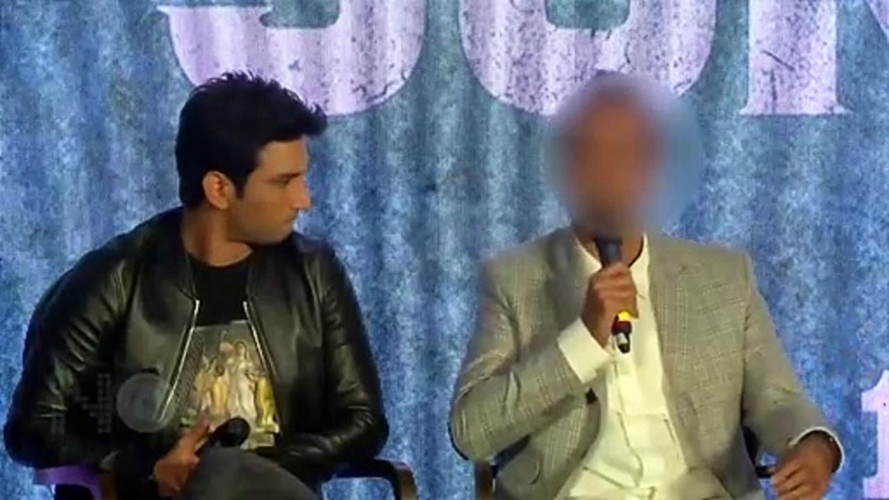 Sushant's This Co Star Gets Emotional, Shares Unforgettable Memories With Him