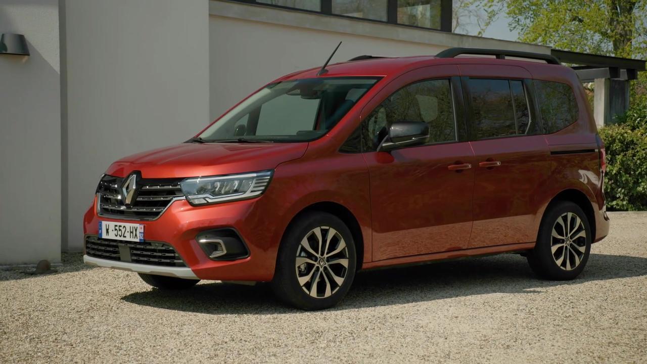 All-new Renault Kangoo Exterior Design