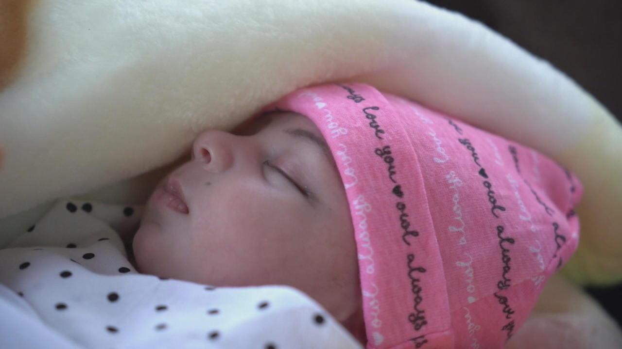 Afghanistan's Babies   101 East