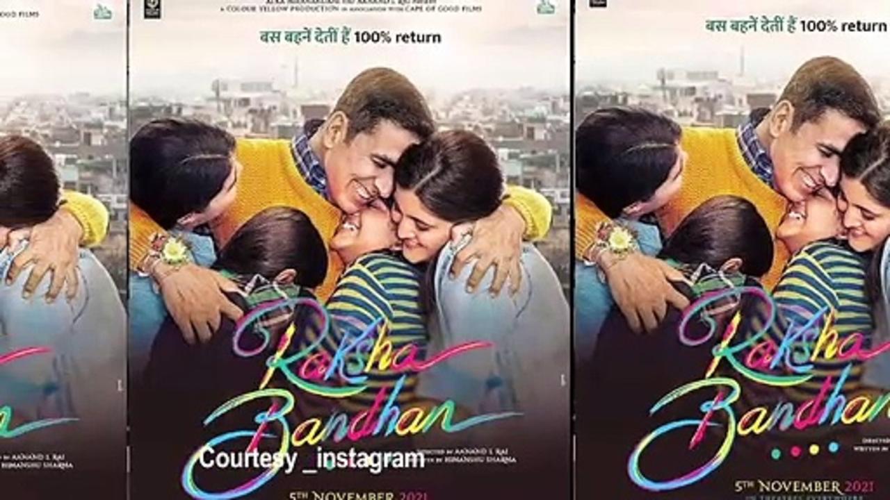 Bhumi to star alongside Akshay in 'Raksha Bandhan'